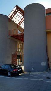 centro polifunzionale Aragona