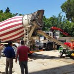 Consolidamento della frana del viale della Vittoria in Agrigento