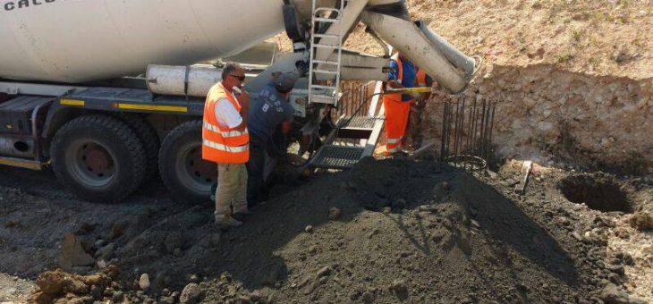 Consolidamento linea ferroviaria Agrigento – Roccapalumba