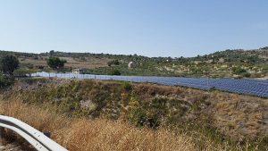 Realizzazione di un parco Fotovoltaico in Aragona