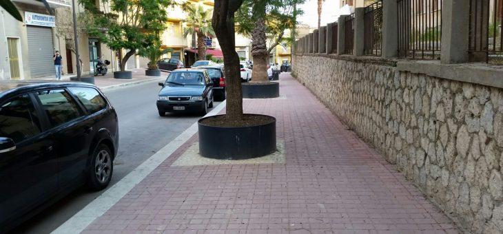 Riqualificazione vie centro abitato Aragona