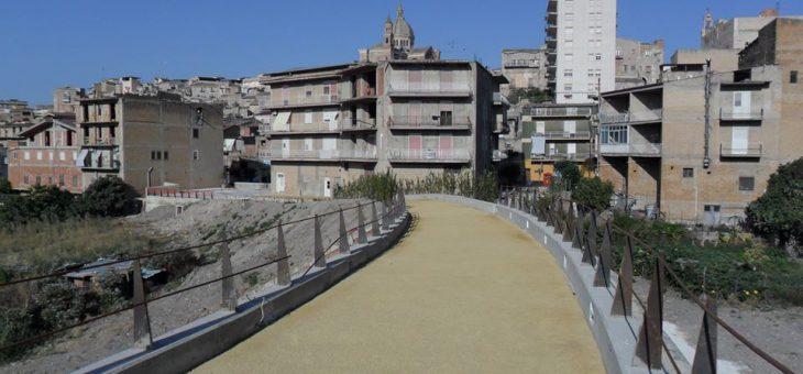 Riqualificazione a valle del mattatoio comunale Favara
