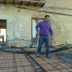 Ristrutturazione edificio centro storico di Agrigento