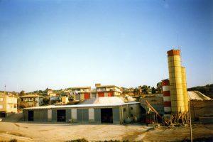 azienda storica produzione calcestruzzo