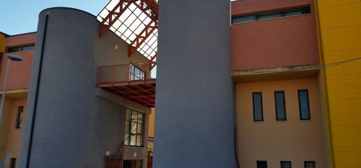 Lavori di ristrutturazione Centro Polifunzionale Aragona